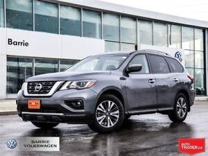 2018 Nissan Pathfinder SV Tech; AWD, 7 Seats, Bluetooth