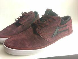 Lakai, skate shoes, uk9.