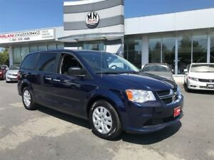 2015 Dodge Grand Caravan Canada Value Edition Only 54,000KM