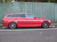 BMW E46 330I SE TOURING