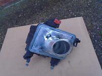 VAUXHALL SIGNUM VECTRA C SRI 02-05 FRONT BUMPER RIGHT SIDE FOG LIGHT CHROME
