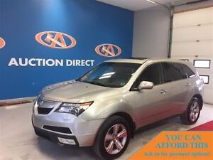 2011 Acura MDX TECH PACKAGE! TV/DVD! SUNROOF! NAVI! FINANCE NOW!