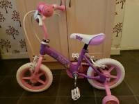 Child's bike-12in wheels
