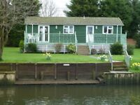 Riverside Holiday Chalet