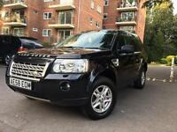 Land Rover Freelander 2.2 Diesel 6 Speed