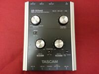 TASCAM US-122mkII - Computer Audio interface/Soundcard