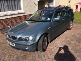 BMW 316i SE Touring (Estate) 2003 1800cc - 12Mths MOT
