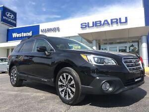 2015 Subaru Outback 2.5i Limited at