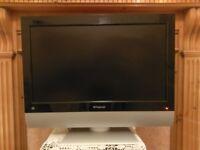 26 inch 2007 Polaroid TV For Sale