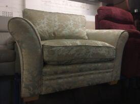 New/Ex Display John Lewis Flower Love Seat Sofa