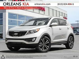 2016 Kia Sportage SX Demo Only 562 km's