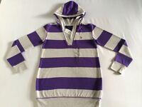 Brand New Ralph Lauren Polo Kids Girls XL 12-13Yrs OVER 50%OFF Fleece Pullover Hoddie £35 100sales