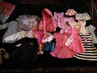 baby clothes & shoes bundle age 1.5 - 2.5