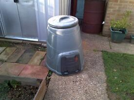 1 Green Blackwell Compost Converter Bin which holds 220 litres for sale