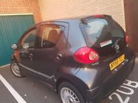Toyota aygo 1.4 diesel 20 pounds tax
