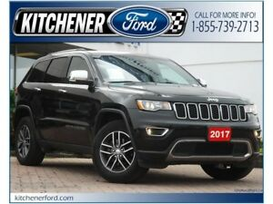 2017 Jeep Grand Cherokee Limited *LEATHER | REAR CAM | V6 4X4...