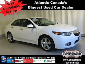 2012 Acura TSX Technology Package (A5)