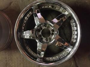 "17"" aftermarket rims for sale 5x114.3-5x100"