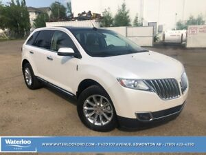 2012 Lincoln MKX | Navigation | Heated/Cooled Seats | Reverse Ca