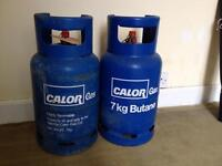 Calor gas cylinders (2)