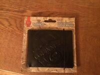Guinness wallet