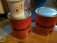 Marfix polymer resin