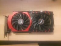 MSI Nvidia GTX970 Graphics Card, Great condition