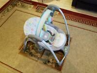 Ingenuity Swing almost brand new 35 pounds only