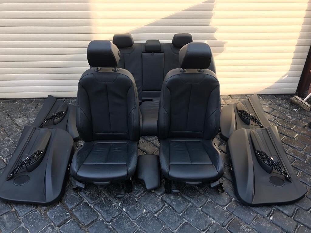 Bmw 3 Series F30 Leather Interior Immaculate In Belfast City Centre