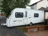 LUNAR CLUBMAN SB (2010) with two fixed single beds plus double bed & end washroom