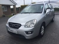 \\\\ 56 REG KIA CARENS GS CRDI \\\ DIESEL 7 SEATER \\\ NEW SHAPE \\\ £1699