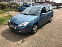 Ford Focus estate 1.6 AUTOMATIC 2001 **P/X WELCOME**