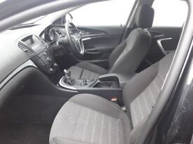 2012 VAUXHALL INSIGNIA SRI CDTI MOT JAN 2019 NEW CHAIN AND WATER PUMP RECENTLY FITTED GOOD CONDITION