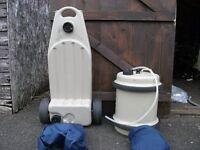 caravan wastemaster and aqua roll