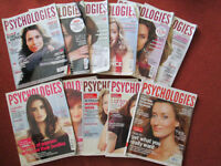 Psychologies Magazines x 11 2009