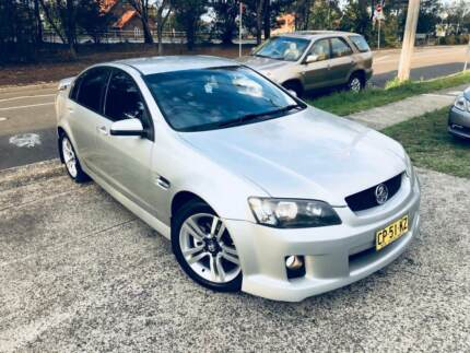 2007 Holden Commodore SV6 Sports MAGS LOW KS LOGBOOKS LONG REGO Sutherland Sutherland Area Preview
