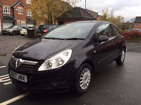 ***SOLD***2007 VAUXHALL CORSA*** SEE OUR OTHER LISTINGS FOR MORE CARS- SMART CAR AND QASHQAI
