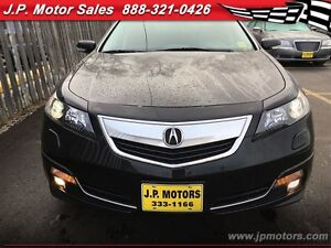 2014 Acura TL Tech Package, Automatic, Navigation, Leather, AWD Oakville / Halton Region Toronto (GTA) image 8
