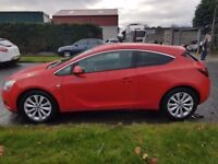2014 Vauxhall ASTRA GTC sri diesel AUTO 8