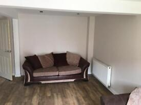 2 seater and 3 seater dfs sofas