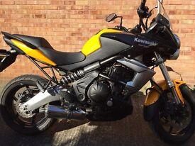 Kawasaki Versys 650 LOW MILES, great condition