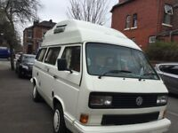 VW T25 campervan