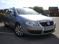 VW PASSAT BLUEMOTION TDI 110 2.0 DIESEL *12 MONTHS MOT * Full service history * 3 Months WARRANTY