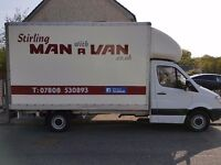 Man with a van / removals / light haulage