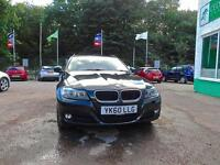 BMW 3 SERIES 320d SE Business Edition Touring - iDRIVE & Full Leather (black) 2010