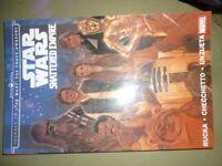 Star Wars shattered Empire novel
