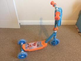 Pixar Planes toddler scooter