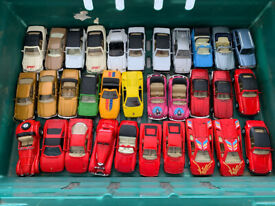 Selection of 45 Die Cast vehcles