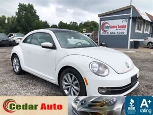 2013 Volkswagen Beetle Coupe Highline TDI - Managers Special