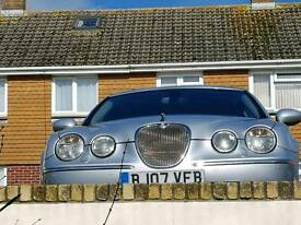 Bargain jaguar stype 2.7 auto twin turpo sport